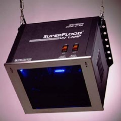 UV-400 Flood Lamp