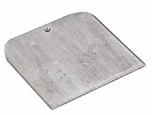 lead contact plate