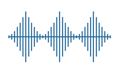 barkhausen noise signal