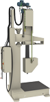 BHD series radial arm Brinell hardness testers
