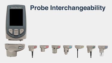 probe interchangeability