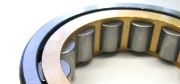 demagnetizing roller bearings and slide bearings