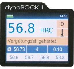 dynaROCK ll LCD Screen