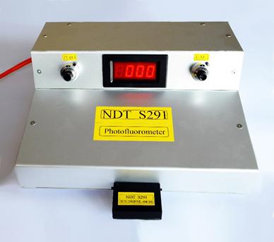 S291 Photofluorometer