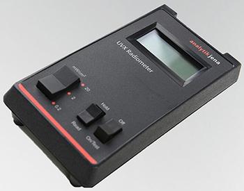 UVP UVX Radiometer